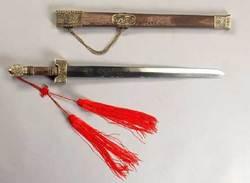 Tai Chi Schwert 70 cm Holzscheide