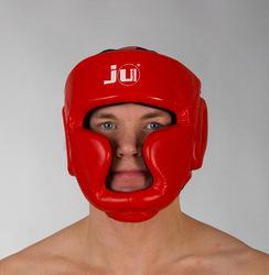 Kopfschutz Chin rot