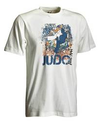 Judo-Shirt All-Japan weiß