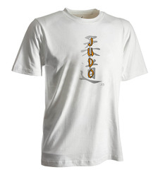 Judo-Shirt Classic weiß