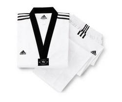 besser gleich den taekwondo anzug adidas 3 stripes. Black Bedroom Furniture Sets. Home Design Ideas
