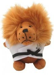 Plüschtier-Schlüsselanhänger Löwe