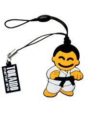 Schlüsselanhänger Kämpfer Japan