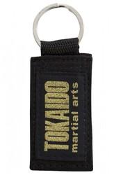 Anhänger Martial Arts Obi Black, Gold