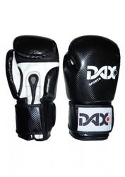 Boxhandschuhe Onyx TT, Schwarz-Weiß