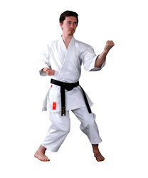 Karateanzug Kaiten Europa