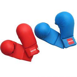 Faustschutzset rot blau