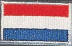 Stickabzeichen Holland