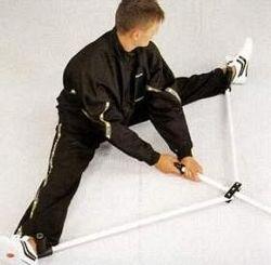 Beinspreizer PVC