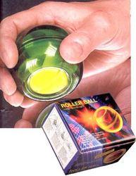Roller Ball - Power für Hand, Handgelenk und Unterarm