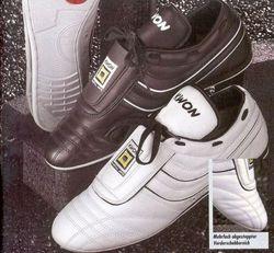 Progressiv Schuh weiß