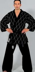 Hapkido Anzug schwarz