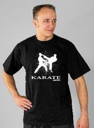 T-Shirts Karate Kick