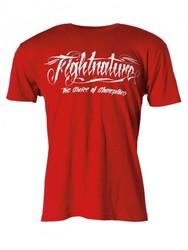 Fightnature T-Shirt rot