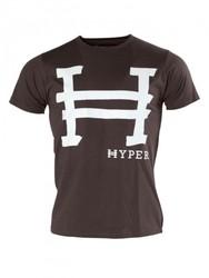 T-Shirt Hyper H, dunkelgrau