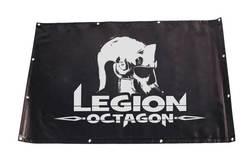 LEGION OCTAGON Promotion Banner 200 x 150cm